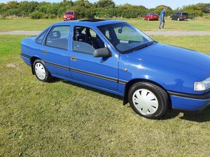 1992 vauxhall cavalier mk3 2.0 gli 13000 miles from new