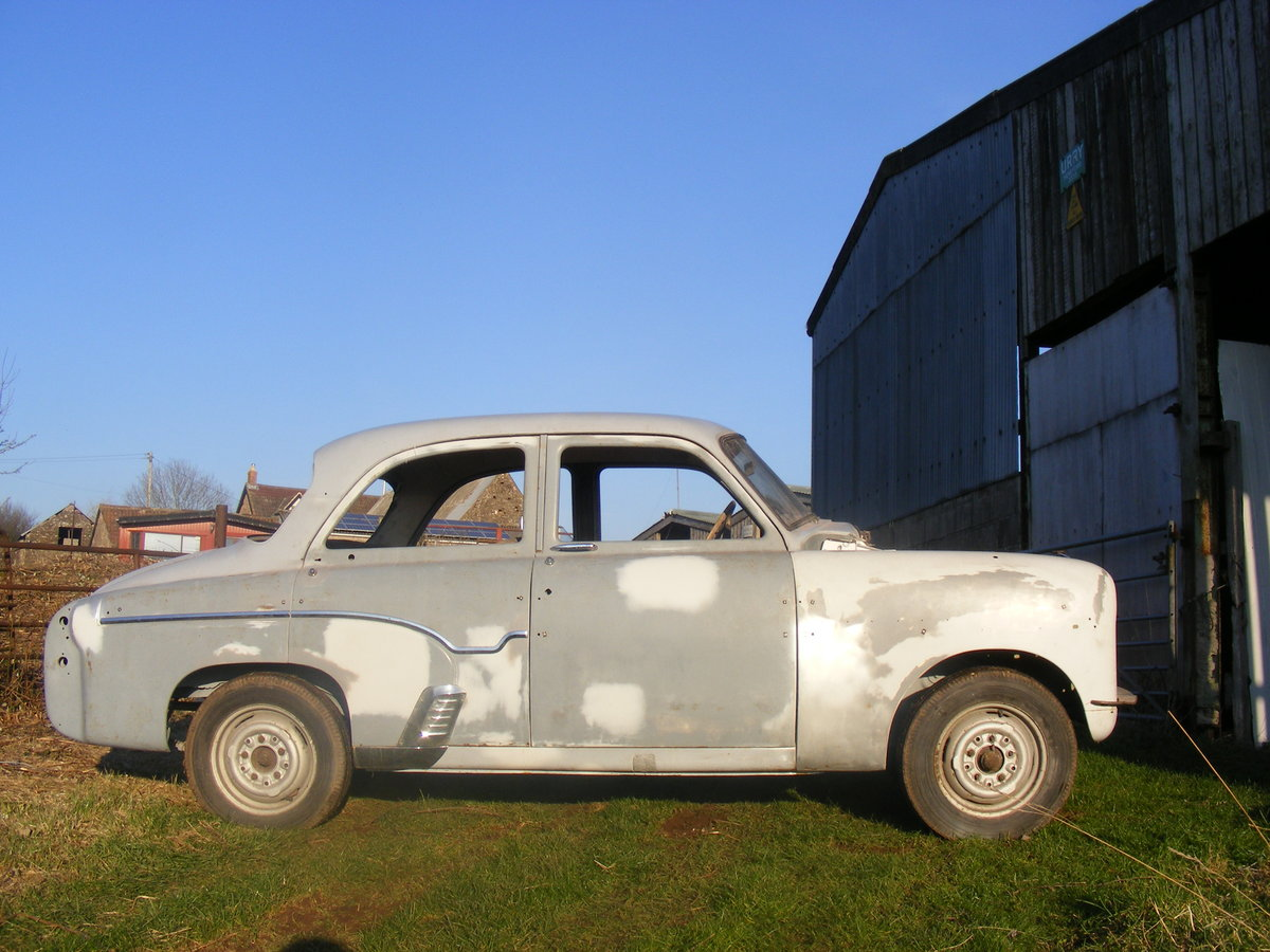 1957 Vauxhall Cresta - Runs & Drives - Make an Offer  For Sale (picture 1 of 6)