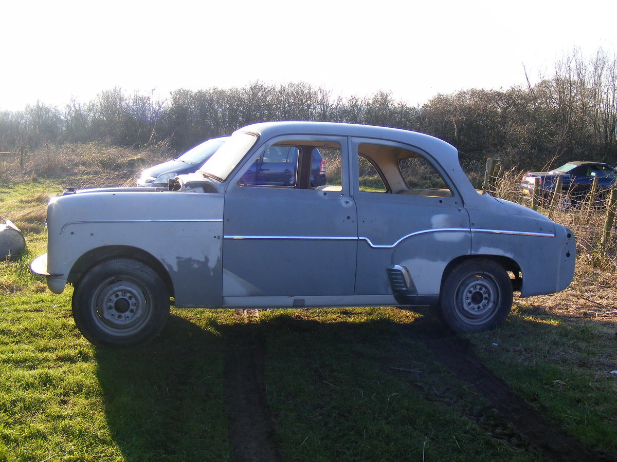 1957 Vauxhall Cresta - Runs & Drives - Make an Offer  For Sale (picture 3 of 6)