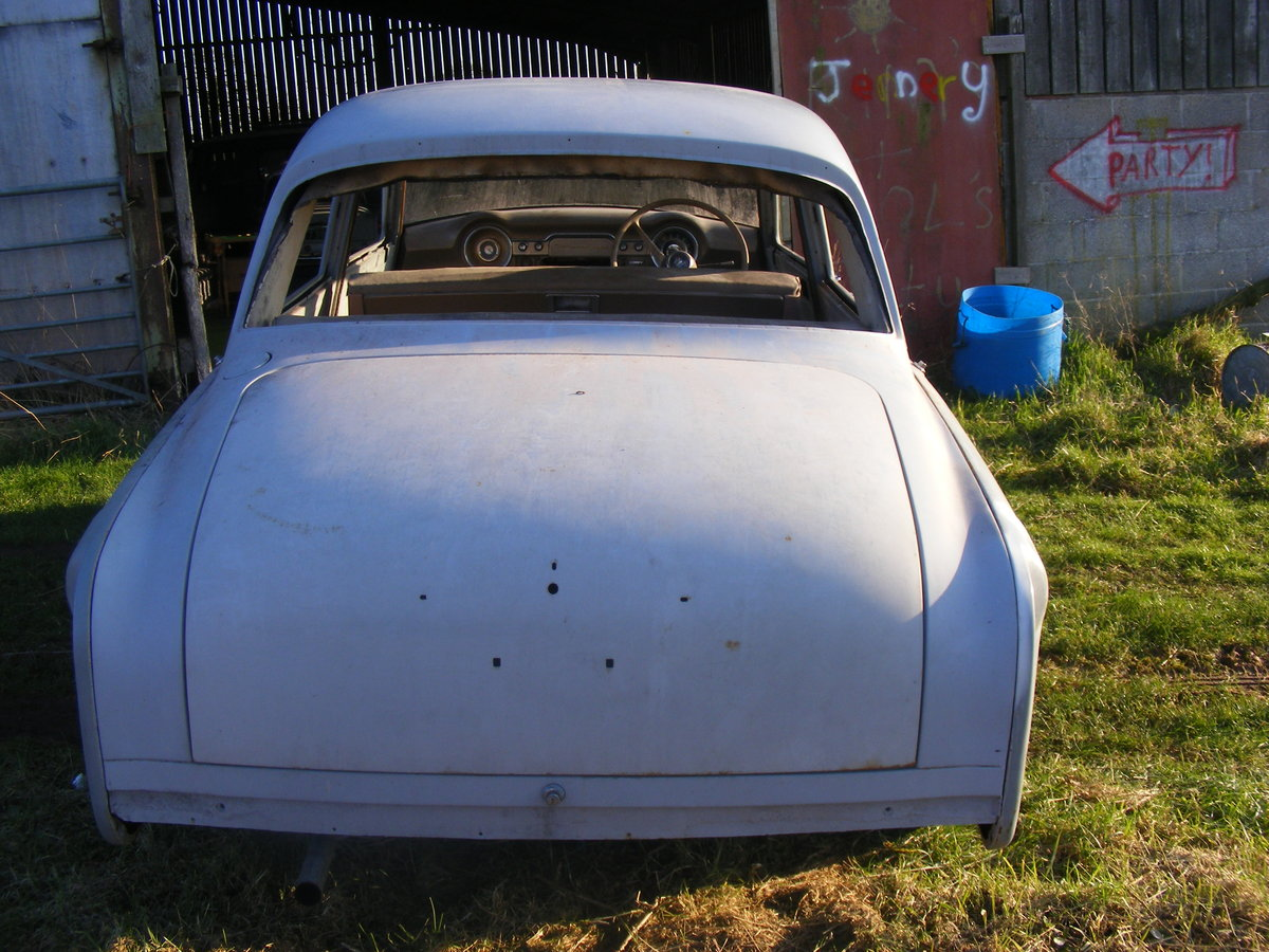 1957 Vauxhall Cresta - Runs & Drives - Make an Offer  For Sale (picture 4 of 6)