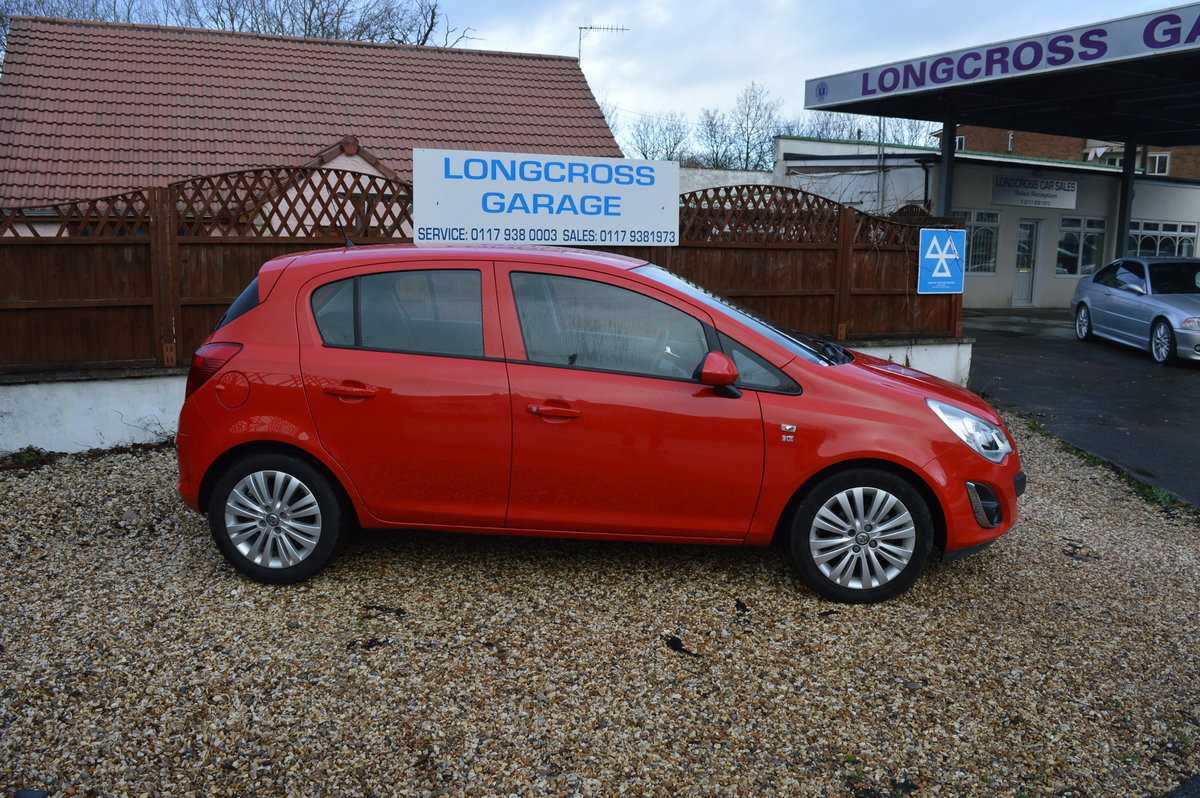 2011 VAUXHALL CORSA 1.2 i 16v Excite 5dr PETROL MANUAL  For Sale (picture 4 of 6)