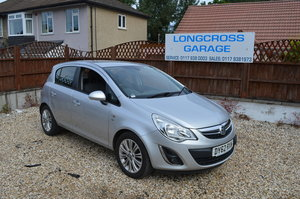 2012  VAUXHALL CORSA 1.4 SE MANUAL PETROL 5 DOOR