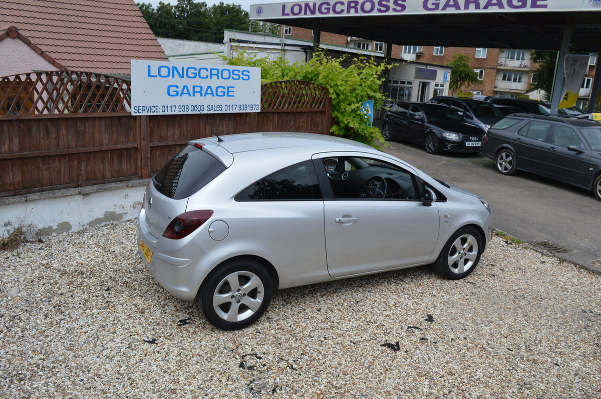 2012 VAUXHALL CORSA 1.4 SXI 3 DOOR PETROL MANUAL For Sale (picture 4 of 6)