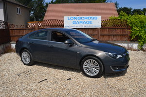 2013 VAUXHALL INSIGNIA 1.8 VVT DESIGN 5 DOOR PETROL MANUAL