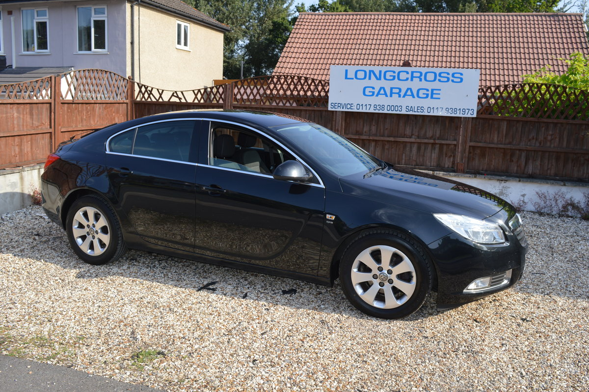 2012 VAUXHALL INSIGNIA 2.0 CDTI SRI 5 DOOR MANUAL DIESEL For Sale (picture 2 of 6)