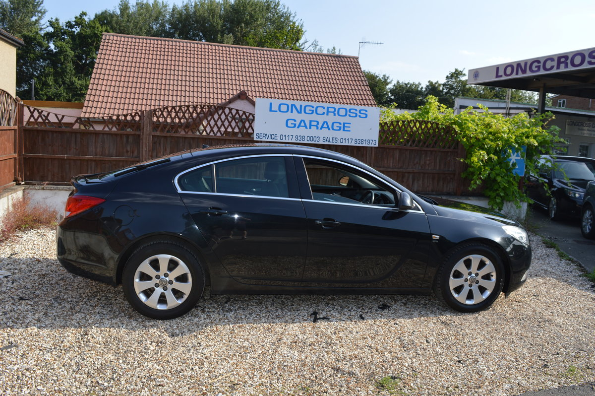 2012 VAUXHALL INSIGNIA 2.0 CDTI SRI 5 DOOR MANUAL DIESEL For Sale (picture 3 of 6)
