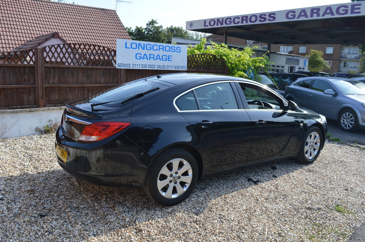 2012 VAUXHALL INSIGNIA 2.0 CDTI SRI 5 DOOR MANUAL DIESEL For Sale (picture 5 of 6)
