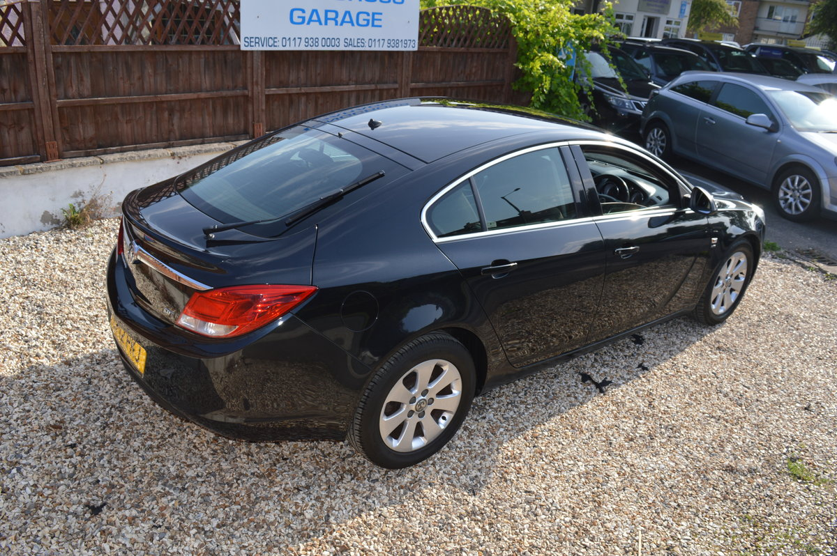 2012 VAUXHALL INSIGNIA 2.0 CDTI SRI 5 DOOR MANUAL DIESEL For Sale (picture 6 of 6)