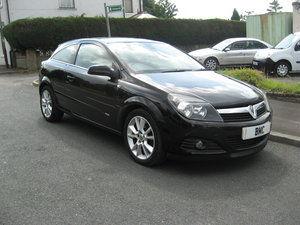 2008 08-reg Vauxhall Astra 1.9CDTi 16v Design 3Dr For Sale