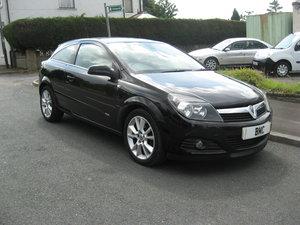 2008 08-reg Vauxhall Astra 1.9CDTi 16v Design 3Dr