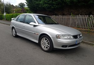 2002 Vauxhall Vectra 2.2 SRi 150