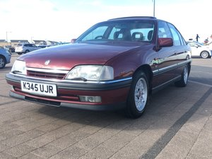 1993 Vauxhall Carlton 2.0i CDX Automatic For Sale