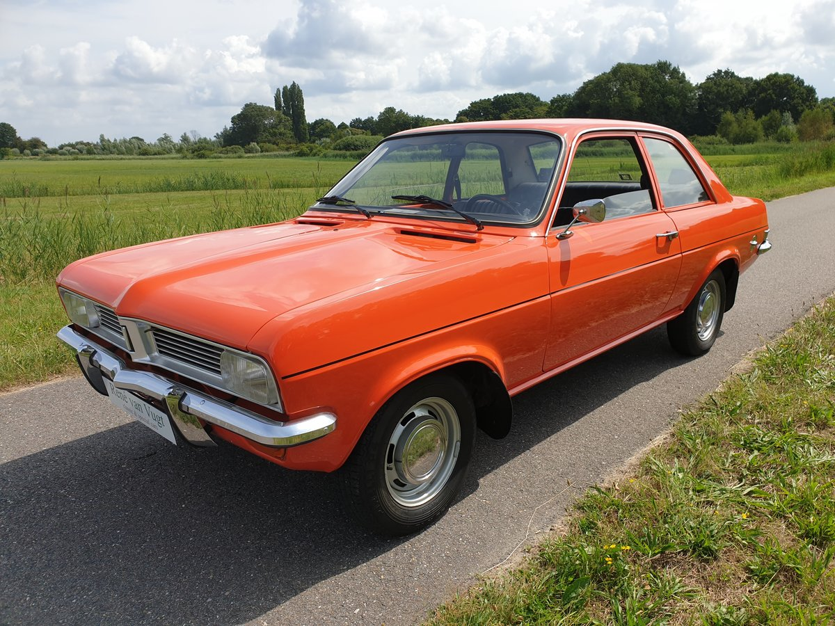 1974 Vauxhall Viva SOLD (picture 1 of 6)
