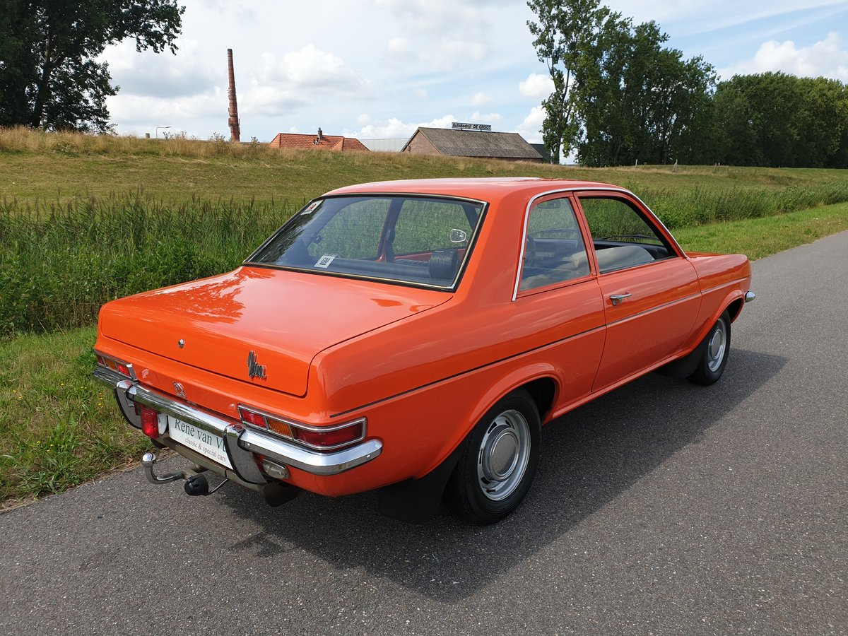 1974 Vauxhall Viva SOLD (picture 2 of 6)