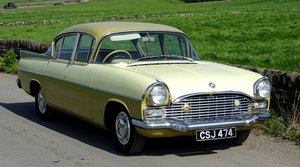 1691 1961 Vauxhall Cresta, rare car and colour scheme. For Sale