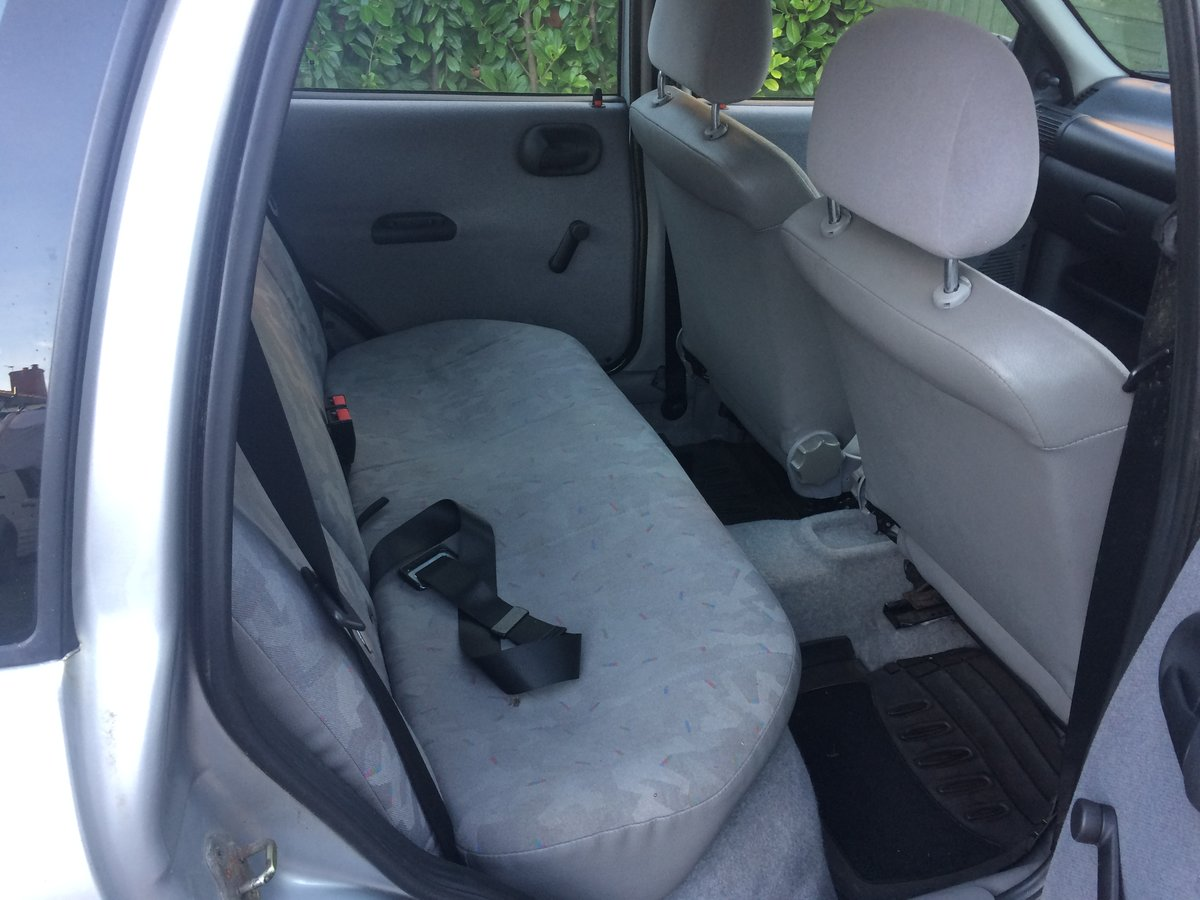1998 Vauxhall corsa For Sale (picture 5 of 6)