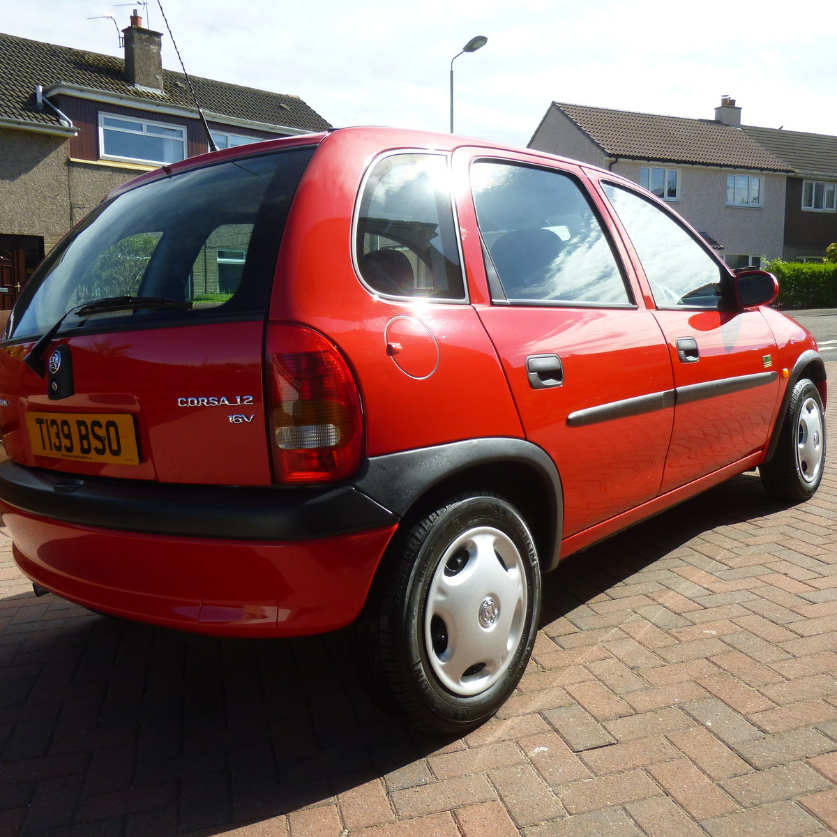 1999 Vauxhall Corsa 1.2 Breeze Only 6,862 miles SOLD (picture 2 of 6)