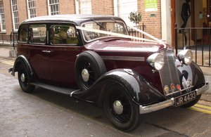 1936 Vauxhall Grosvenor Limousine For Sale