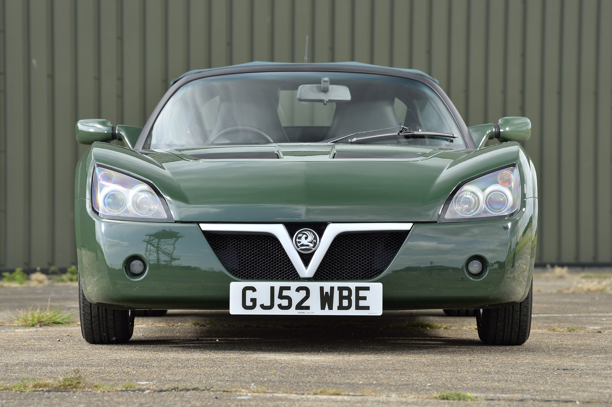 2003 Vauxhall VX220 2.2i 16v 1 of 7 British Racing Green For Sale (picture 6 of 6)
