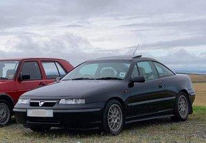 1996 Vauxhall Calibra SE5
