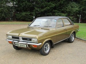 1973 Vauxhall Viva 1800 SL Auto at ACA 24th August  For Sale