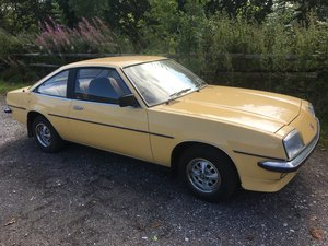 1976 Cavalier coupe For Sale
