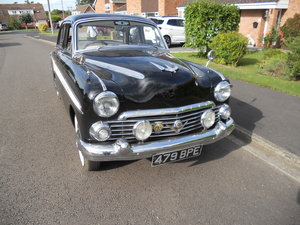 1956 Vauxhall Cresta For Sale