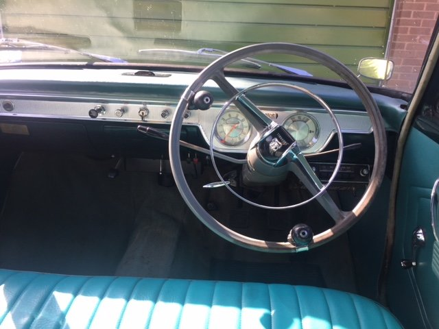 1963 Vauxhall Victor FB ONE owner car with full history SOLD (picture 4 of 6)