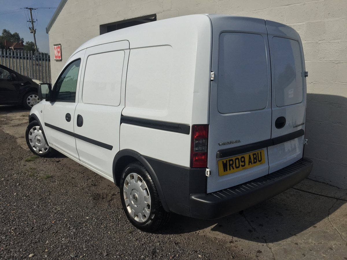 2009 VAUXHALL COMBO 1.3 CDTi  SOLD (picture 3 of 6)