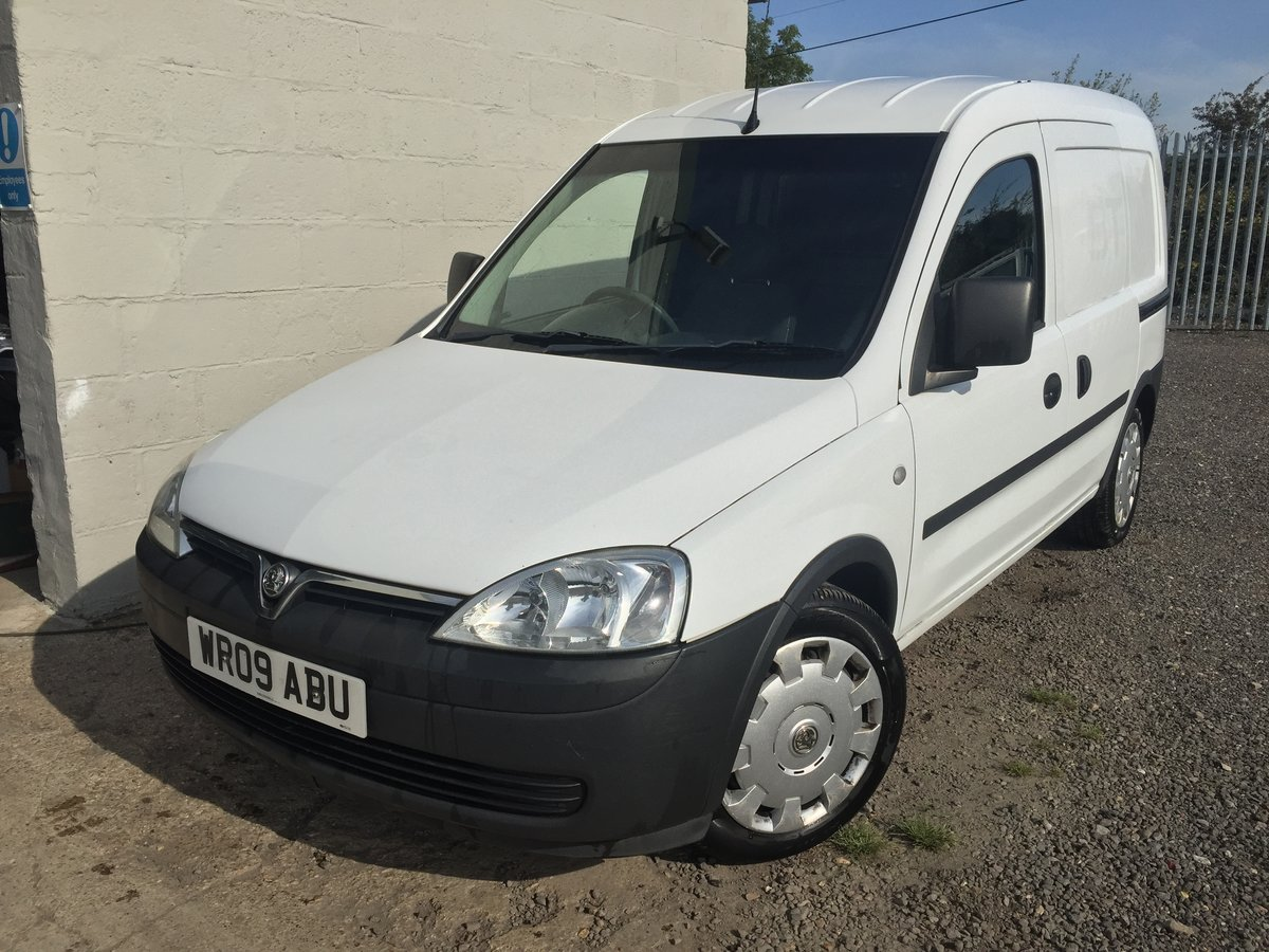 2009 VAUXHALL COMBO 1.3 CDTi  SOLD (picture 4 of 6)