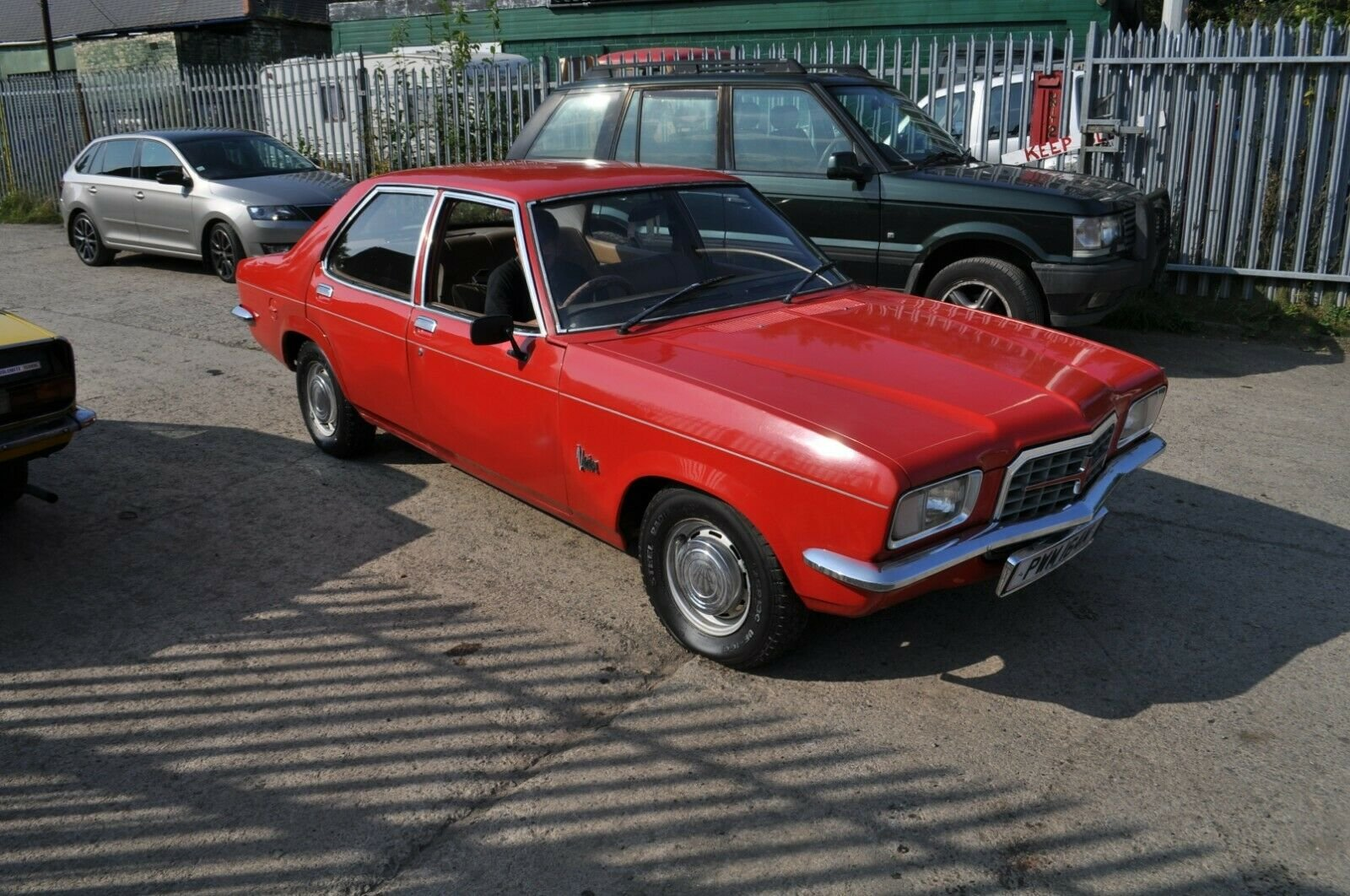 1974 VAUXHALL VICTOR FE LARGE HISTORY FILE & 1ST BILL OF SALE SOLD (picture 2 of 6)