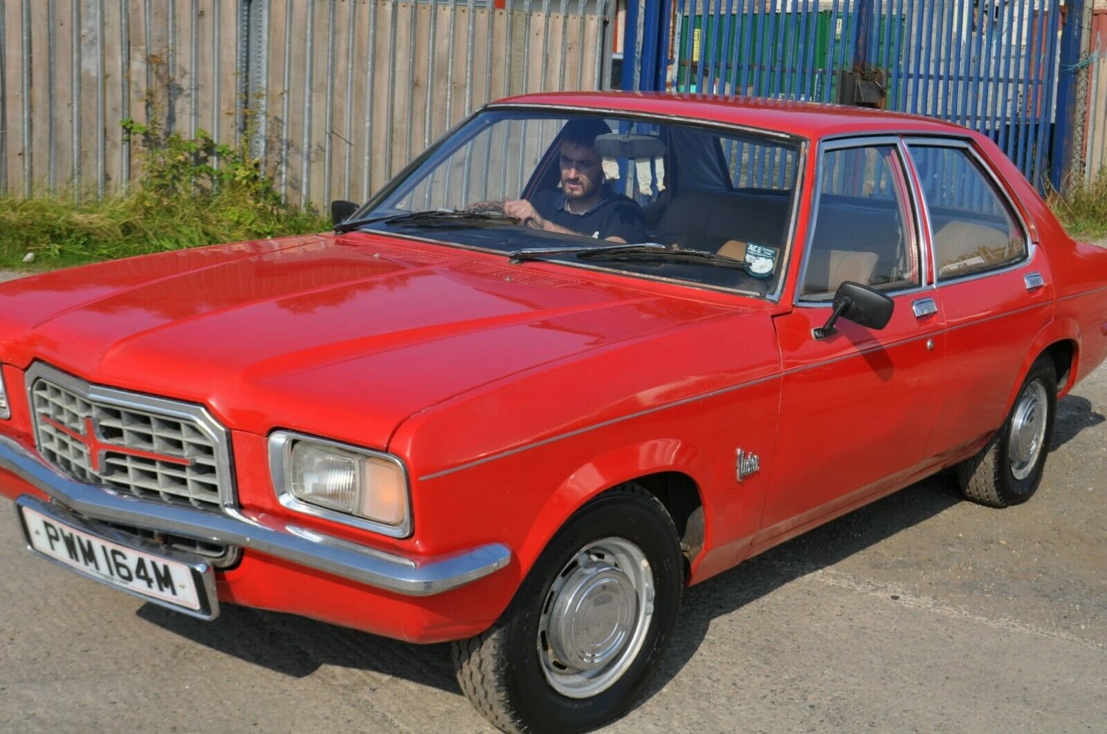 1974 VAUXHALL VICTOR FE LARGE HISTORY FILE & 1ST BILL OF SALE For Sale (picture 3 of 6)