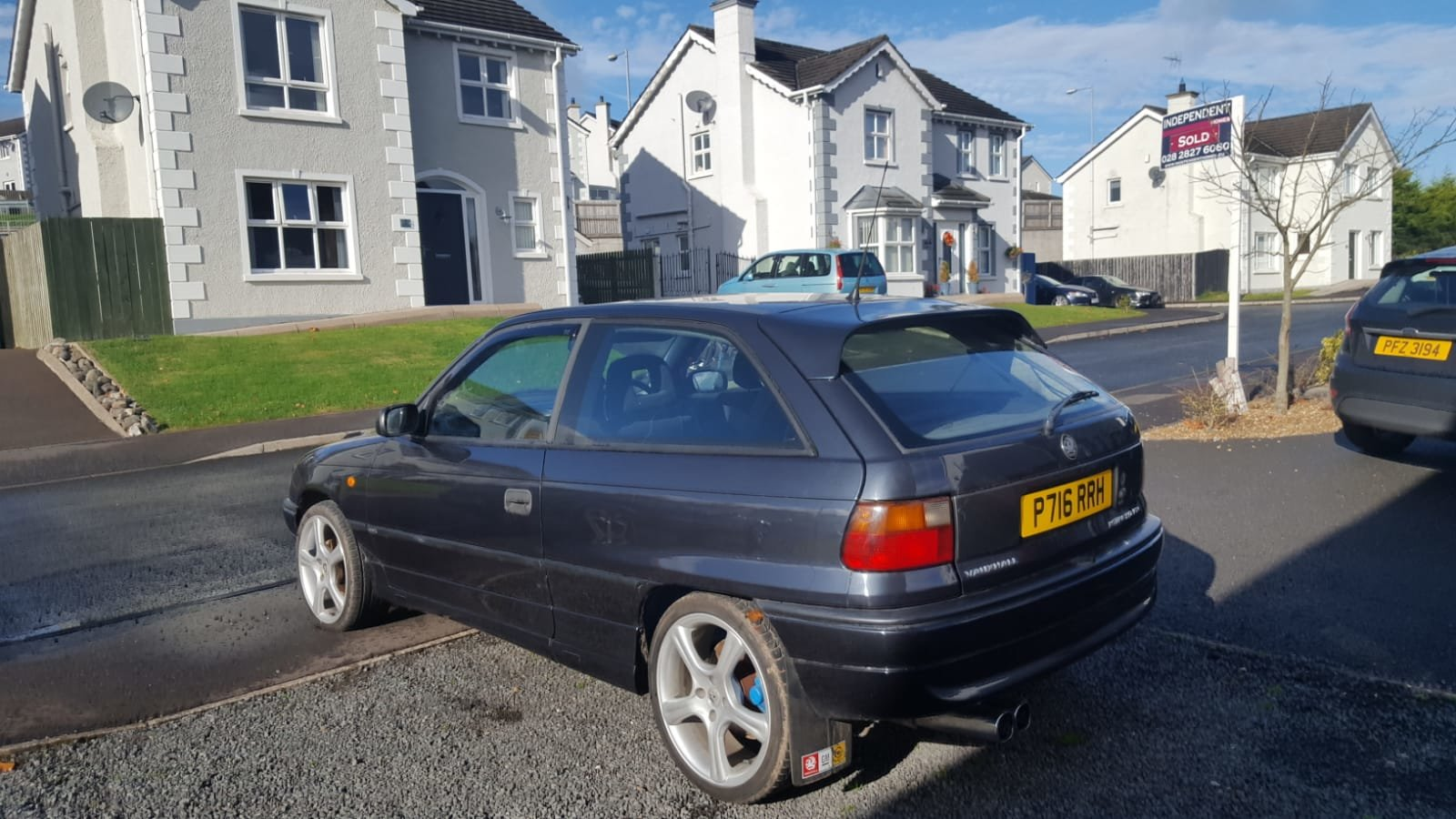 1997 Astra mk3 sport SOLD (picture 1 of 6)