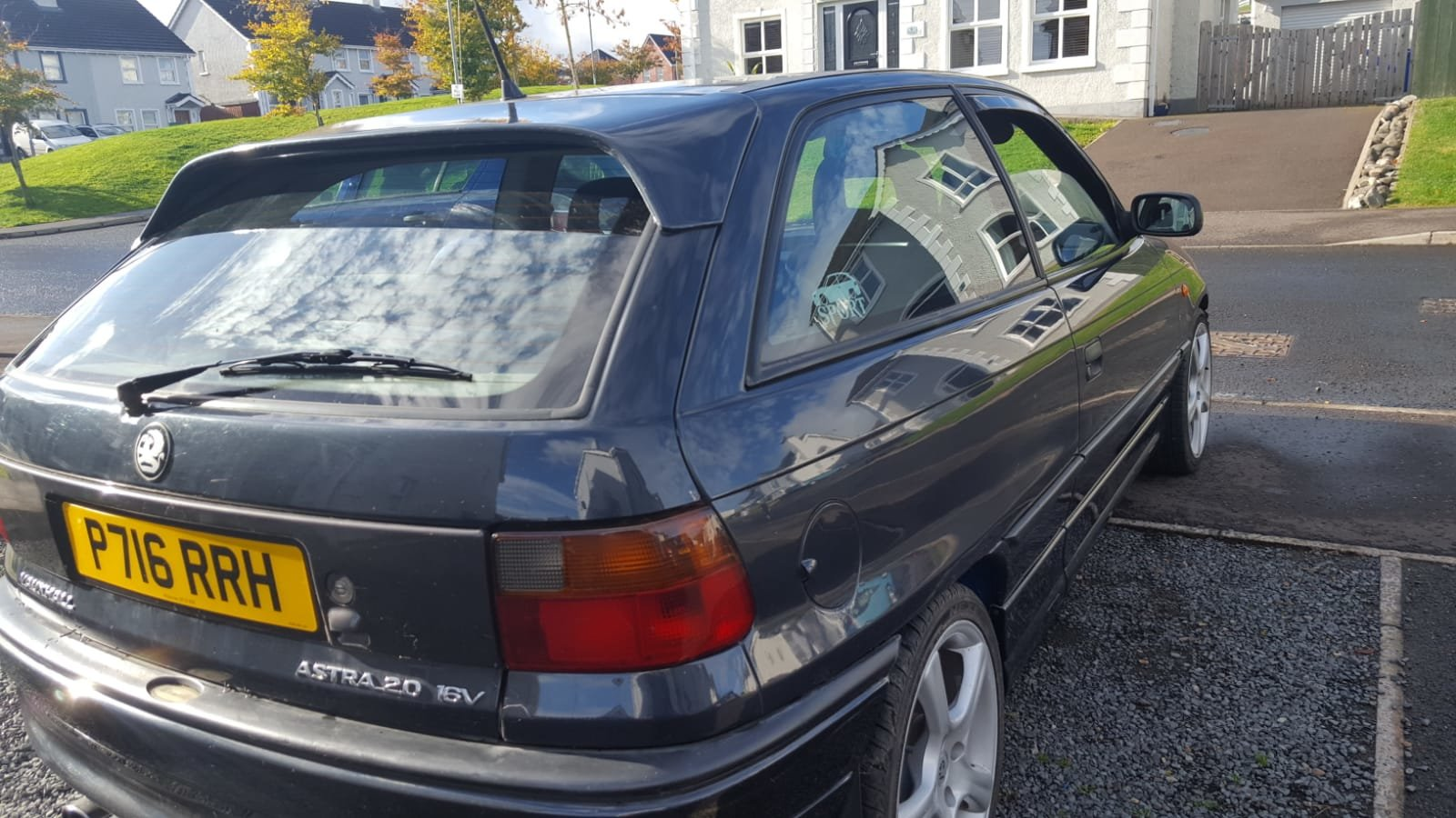 1997 Astra mk3 sport SOLD (picture 5 of 6)