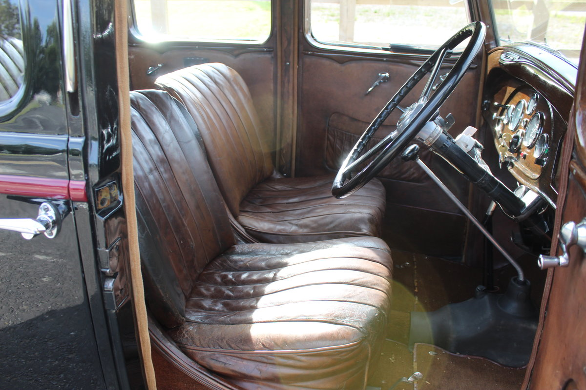 1935 Vauxhall Light 14/6 De Luxe Saloon Beautiful  For Sale (picture 5 of 6)