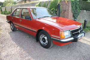 1981 Museum Quality Vauxhall Viceroy 2500 With Just 39k Miles For Sale