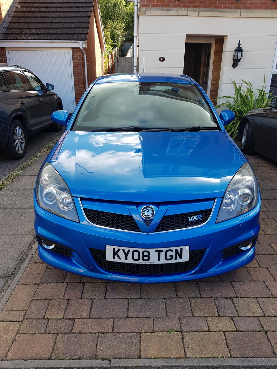 2008 Vauxhall vectra vxr great value  SOLD (picture 1 of 6)
