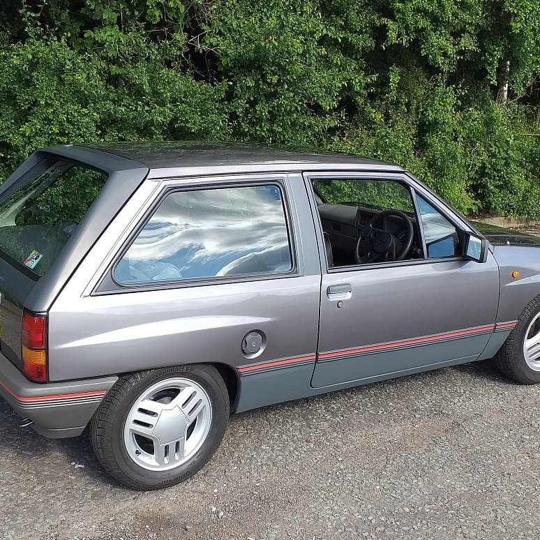 1989 Vauxhall Nova SR 1.3  For Sale (picture 4 of 6)