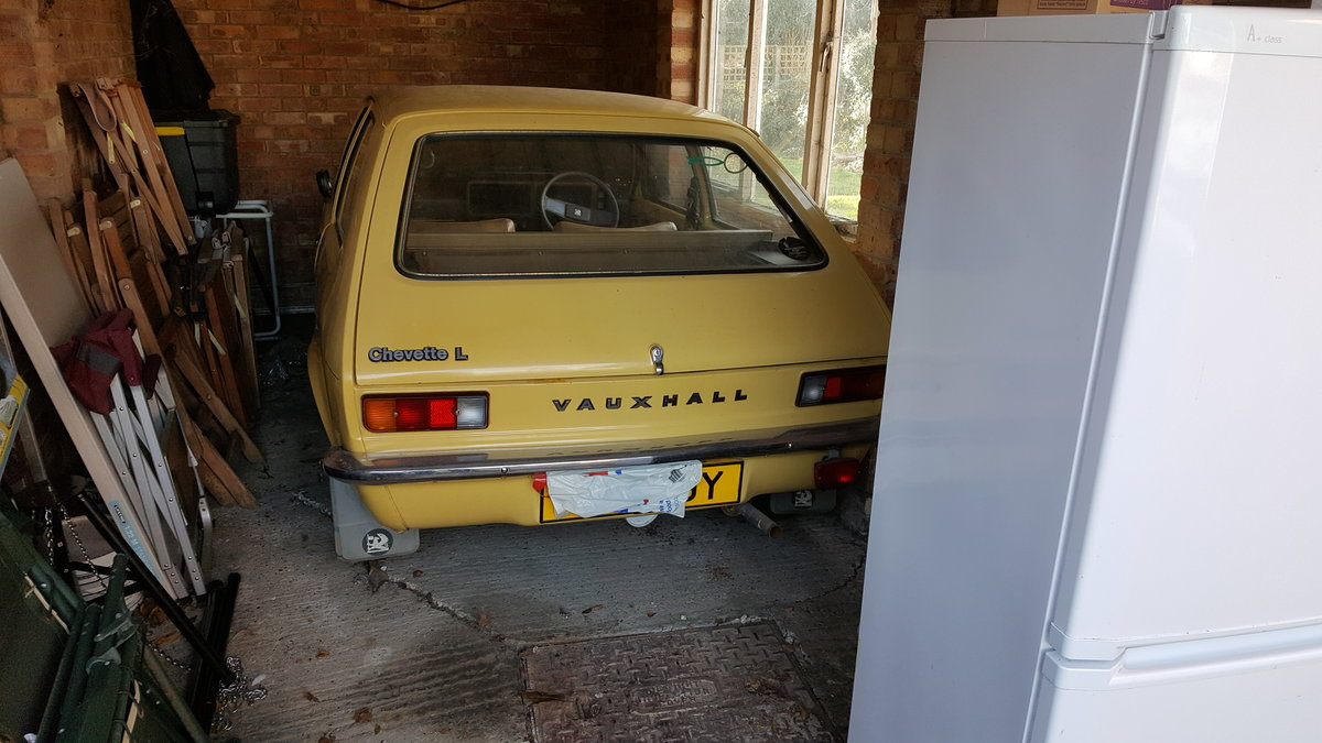 1982 Chevette For Sale (picture 1 of 6)