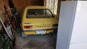 1982 Chevette For Sale