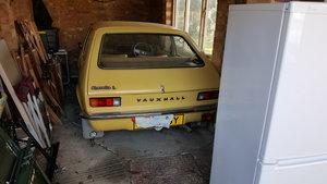 1982 Chevette