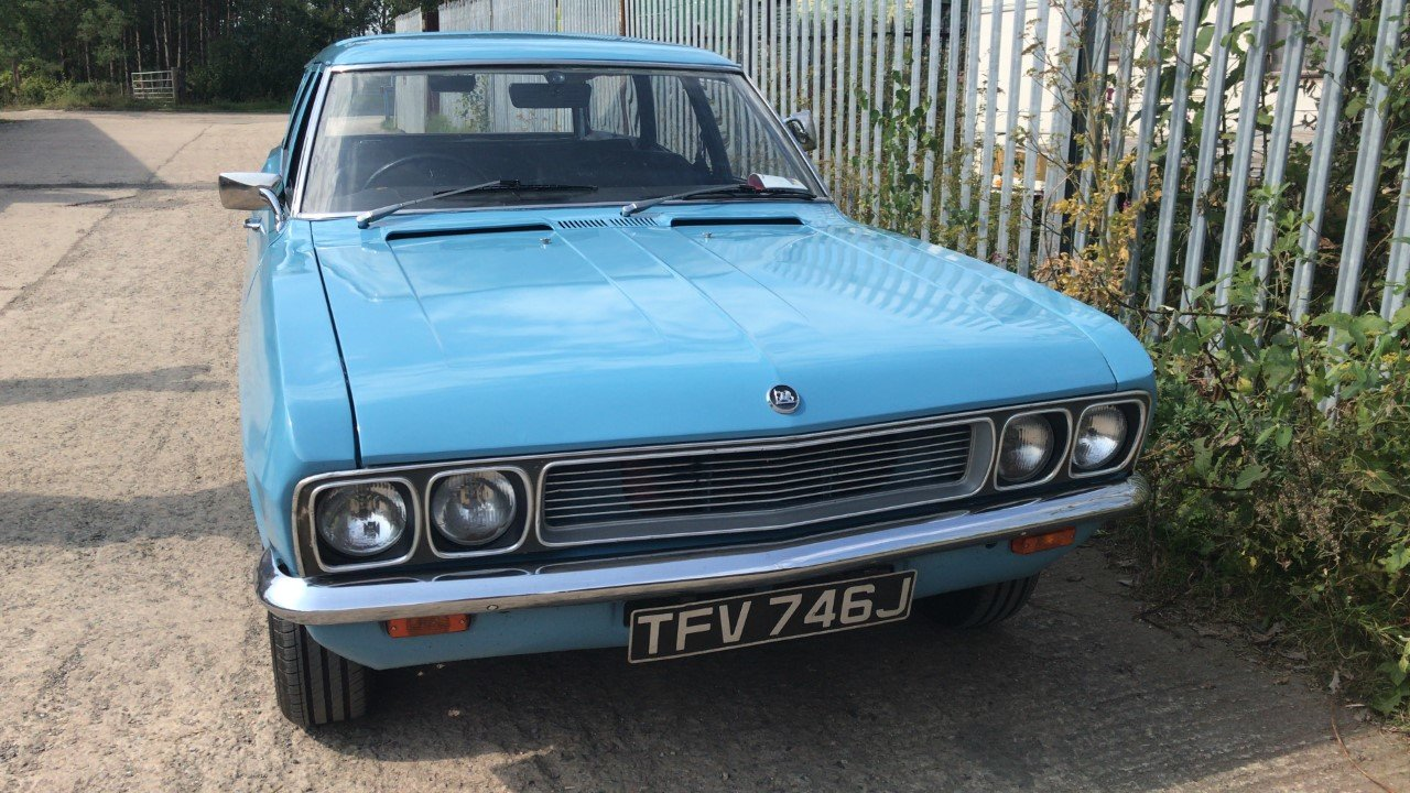 1971 1979 VAUXHALL VICTOR FD ESTATE 2.0 PINTO  For Sale (picture 1 of 6)