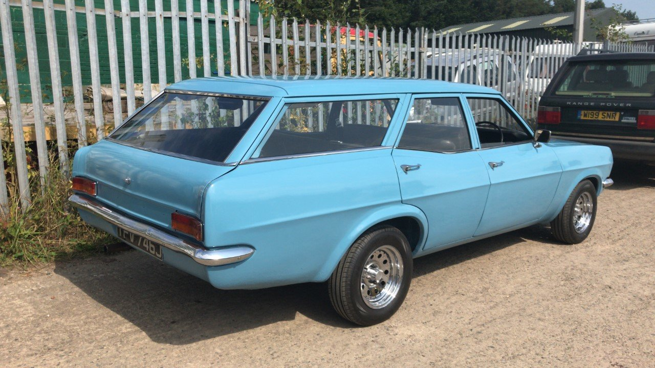 1971 1979 VAUXHALL VICTOR FD ESTATE 2.0 PINTO  For Sale (picture 3 of 6)