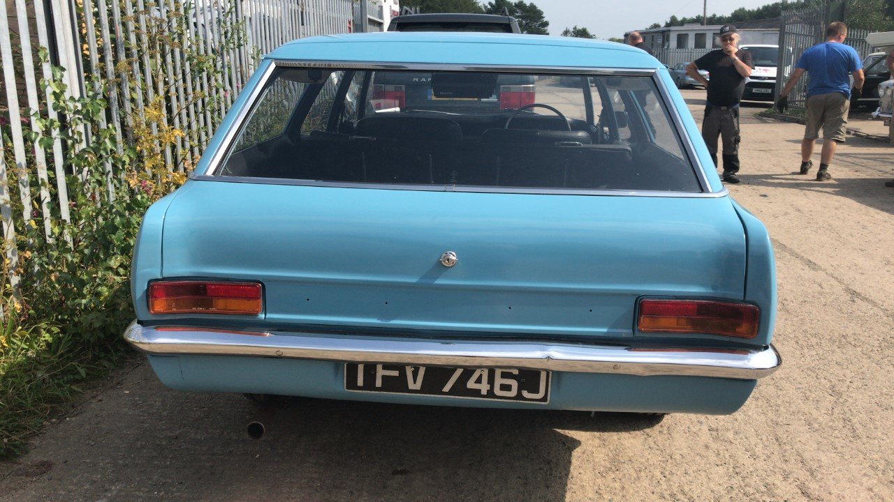 1971 1979 VAUXHALL VICTOR FD ESTATE 2.0 PINTO  For Sale (picture 4 of 6)