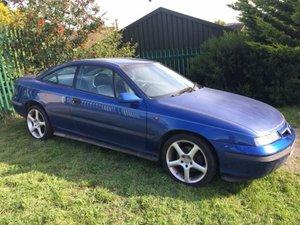 Lot 10 - A 1997 Vauxhall Calibra V6 Coupé - 11/09/2019  For Sale by Auction