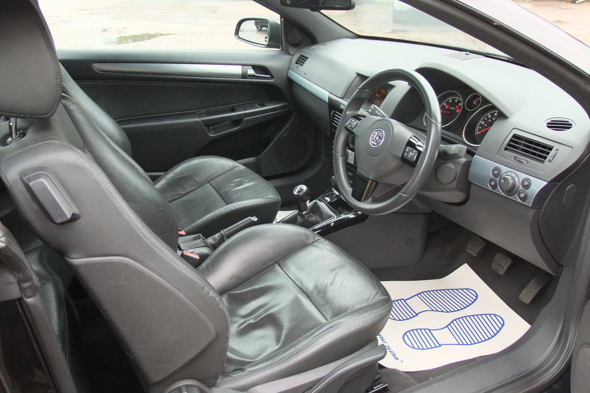 2008 VAUXHALL ASTRA 1.8 TWIN TOP DESIGN 3DR For Sale (picture 6 of 6)