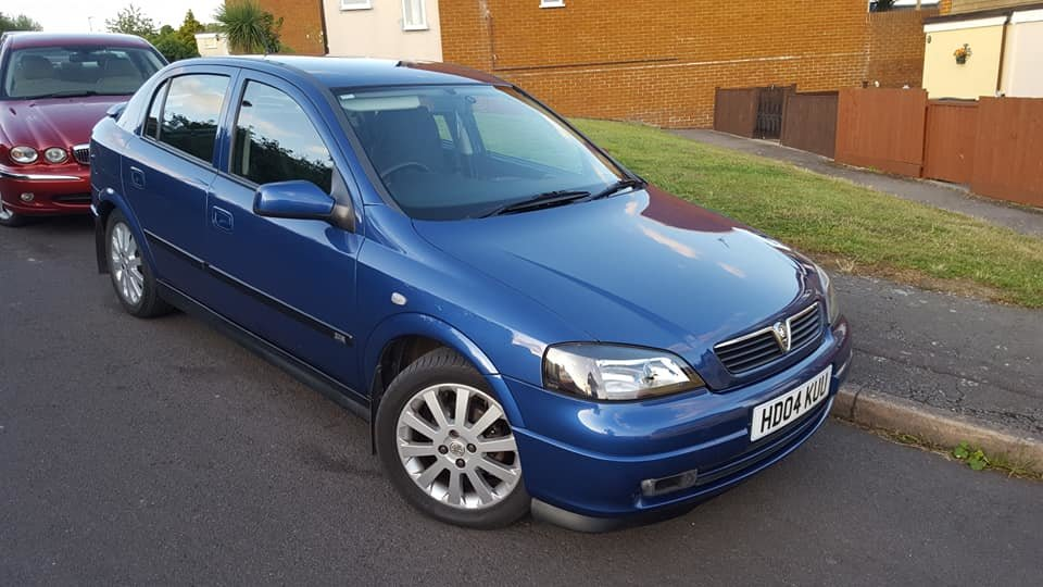 2004 Vauxhall Astra 1.7 Sport, cdti, becoming rare now For Sale (picture 3 of 6)
