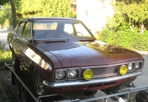 1968 Vauxhall Victor FD, lhd For Sale