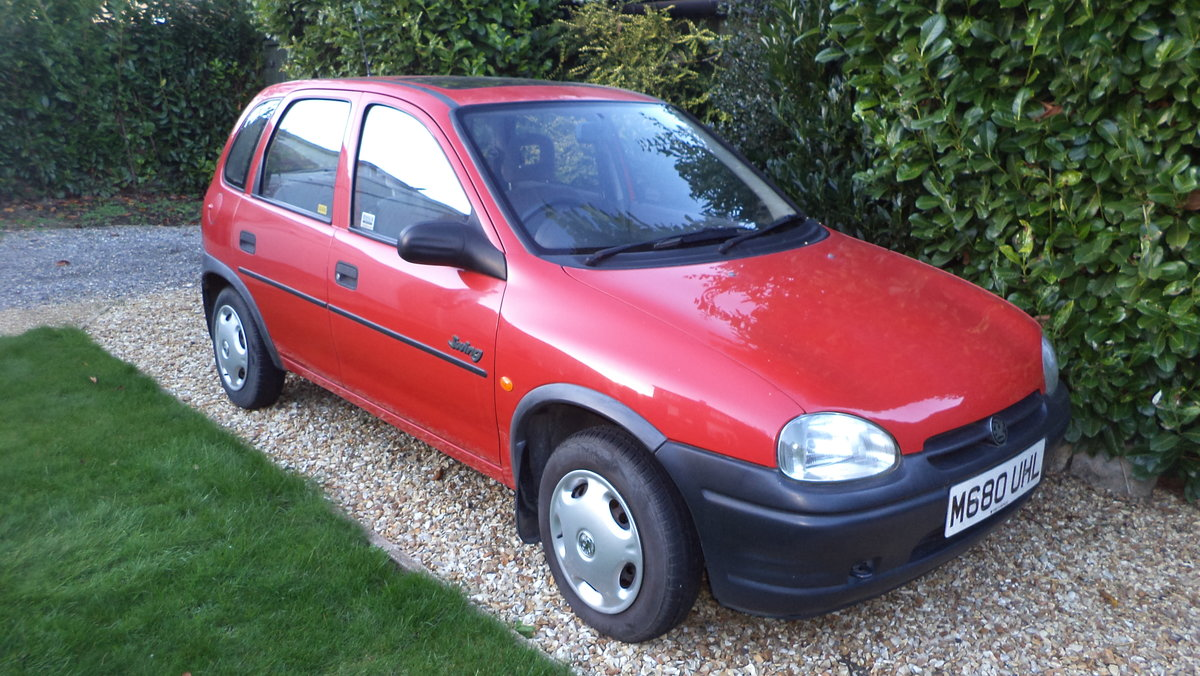 1994 vauxhall corsa For Sale (picture 1 of 3)