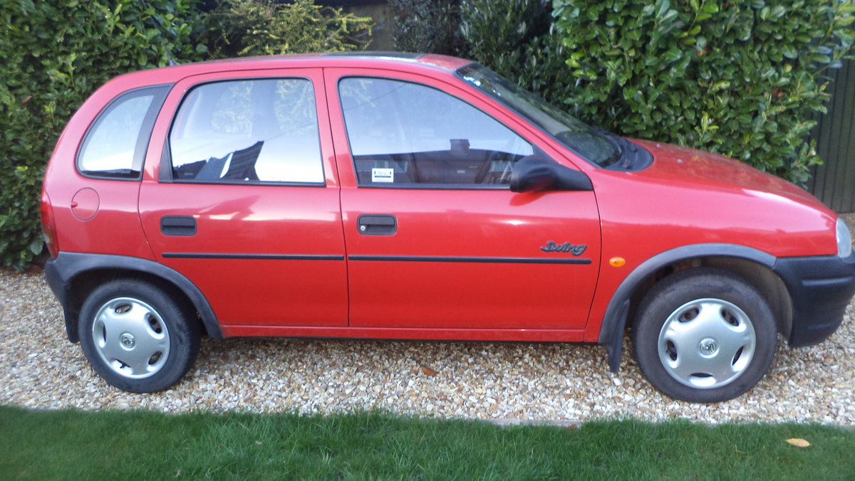 1994 vauxhall corsa For Sale (picture 2 of 3)